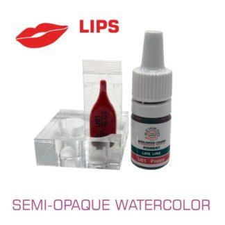 Semi-Opaque watercolor