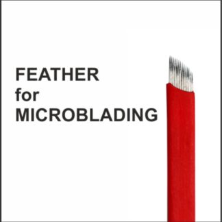 FEATHER (BLADES) FOR MICROBLADING